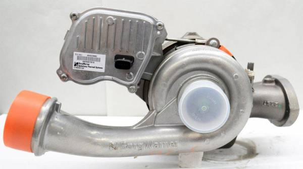 Stock Replacement Turbo - High Pressure Only