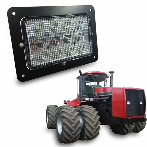 Tiger Lights - LED Tractor Headlight Hi/Lo Beam, TL2020, 20-2063T1