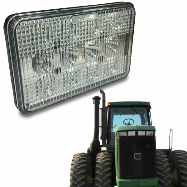 Tiger Lights - LED High/Low Beam, TL9020