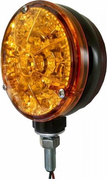 Tiger Lights - Double Amber LED Flashing Light, TLFL2
