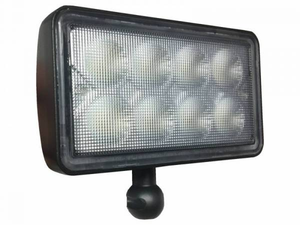 Tiger Lights - 8000 Series LED Tractor Light w/ Interchangeable Mounts, TL8400