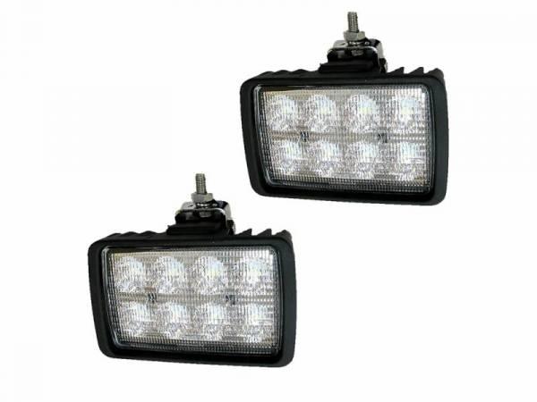 Tiger Lights - LED Skid Steer Headlight Kit, TL5015