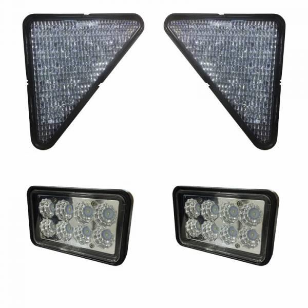 Tiger Lights - Complete LED Light Kit for Bobcat Skid Steer, BobcatKit-1