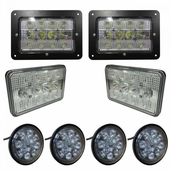 Tiger Lights - Complete LED Light Kit for Case/IH 88 Series, CaseKit-5
