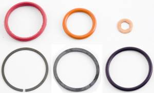 International - DT466E - 7.3L Powerstroke Injector Seal Kit