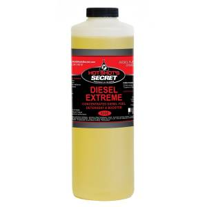 Fuel & Oil Additives - Hot Shot's Secret Diesel Extreme Clean & Boost - 16oz