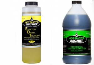 Fuel & Oil Additives - Everyday Diesel Duo