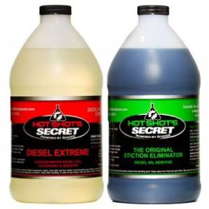 Fuel & Oil Additives - Hot Shot's Secret Diesel Duo