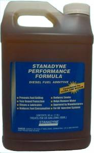 Fuel & Oil Additives - Stanadyne Performance Formula 38566 Half Gallon Case