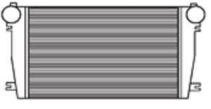 Medium/Heavy Duty - Terex Advance Mixer - Charge Air Cooler