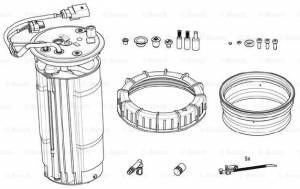 3.0L - '10 - '16 - DEF Heater Kit 10-13