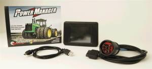 Combines - 7450 Cane Harvester - John Deere Tuning Chip Power Manager