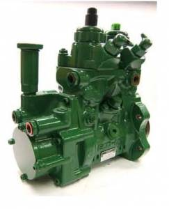 Forestry Equipment - 748G - Common Rail Pump