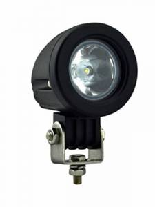 Titan XD Diesel - LED Lights - Tiger Lights - Single LED Spot Beam, TL906S
