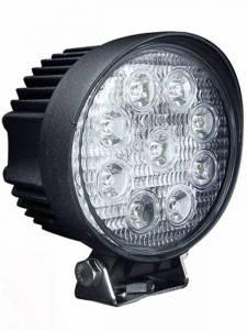 Titan XD Diesel - LED Lights - Tiger Lights - LED Round Spot Beam, TL100R