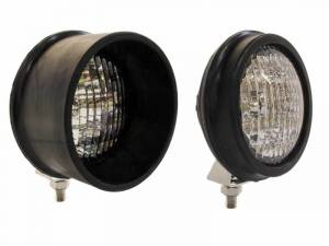 Tiger Lights - LED Round Tractor Light (Bottom Mount), TL2080 - Image 6