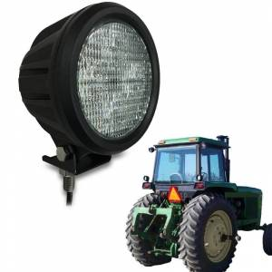 Tractors - 4000 - Tiger Lights - LED Rear Fender Light, RE19079