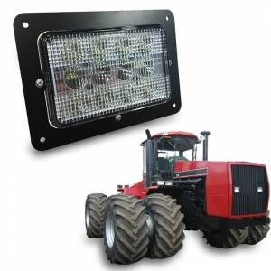 Tractors - 9260 - Tiger Lights - LED Tractor Headlight Hi/Lo Beam, TL2020, 20-2063T1