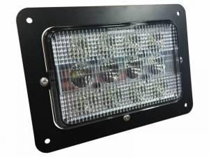 Tiger Lights - LED Tractor Headlight Hi/Lo Beam, TL2020, 20-2063T1 - Image 2