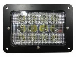 Tiger Lights - LED Tractor Headlight Hi/Lo Beam, TL2020, 20-2063T1 - Image 3