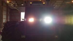 Tiger Lights - LED Tractor Headlight Hi/Lo Beam, TL2020, 20-2063T1 - Image 7