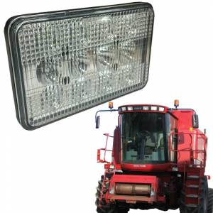 Tractors - 685 - Tiger Lights - LED High/Low Beam, TL6090