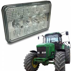 Tractors - 7410 - Tiger Lights - LED Headlight Conversion, TL6700
