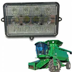 Hay & Forage - 4895 Windrower - Tiger Lights - LED Combine Light, TL9000