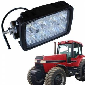 Tractors - 7210 - Tiger Lights - LED Side Mount Light, TL3040, 92266C1