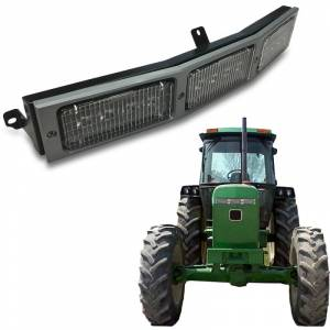 Tractors - 4230 - Tiger Lights - LED Hood Conversion Kit, TL3000