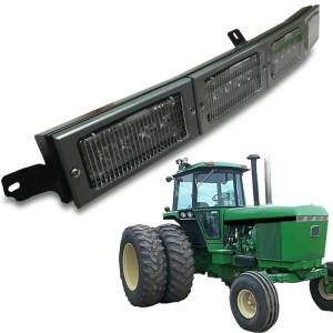 Tractors - 8650 - Tiger Lights - LED Hood Conversion Kit, TL4600