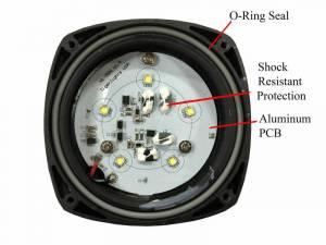 Tiger Lights - 50W Compact LED Spot Light,Generation 2,TL500S - Image 5