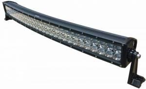 "Tiger Lights - 32"" Curved Double Row LED Light Bar, TLB430C-CURV"