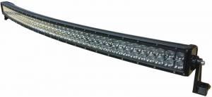"Tiger Lights - 50"" Curved Double Row LED Light Bar, TLB450C-CURV"