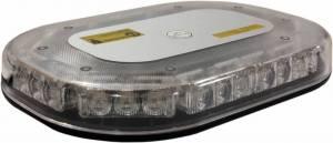 Titan XD Diesel - LED Lights - Tiger Lights - LED Multi Function Magnetic Warning Light- Red, TL1100R