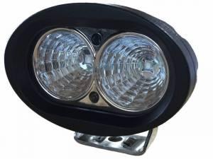Titan XD Diesel - LED Lights - Tiger Lights - LED Blue Safety Warning Light, TLFL20