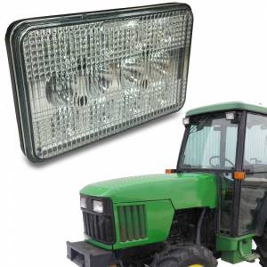 Tractors - 5103 - Tiger Lights - High/Low Beam 5000 Series LED Light, TL5500