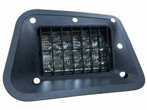 Tiger Lights - LED Tractor Light High/Low Beam, TL6060 - Image 2