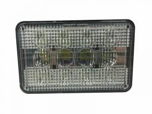 Tiger Lights - LED Tractor Light High/Low Beam, TL6060 - Image 3