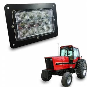 Tractors - 5488 - Tiger Lights - LED Tractor Headlight, TL2010