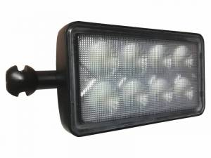 Tiger Lights - 8000 Series LED Tractor Light w/ Interchangeable Mounts, TL8400 - Image 2