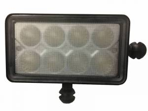 Tiger Lights - 8000 Series LED Tractor Light w/ Interchangeable Mounts, TL8400 - Image 7