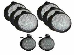 Combines - 9660 - Tiger Lights - LED John Deere Combine Light Kit, TL9660-KIT