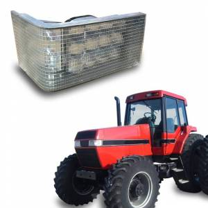 Tractors - 7210 - Tiger Lights - LED Case/IH Magnum Right LED Headlight, TL7140R