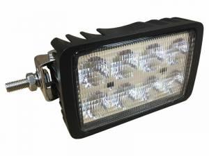 Tractors - TM190 - Tiger Lights - LED Side Mount Light with Swivel Bracket, TL3090