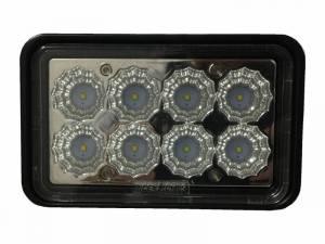 Tiger Lights - Skid Steer Headlight w/clip, TL750 - Image 2