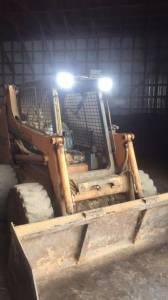 Tiger Lights - Skid Steer Headlight w/clip, TL750 - Image 6