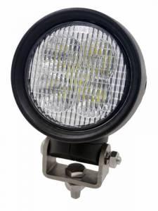 Tiger Lights - 50W Round LEW Work Light w/ Swivel Mount, TL150