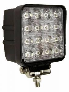 Titan XD Diesel - LED Lights - Tiger Lights - LED Blue Work Light, Sprayer Light, TLFL5