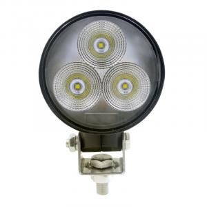 Tiger Lights - Round LED Headlight w/ Swivel Mount, TL8090 - Image 2